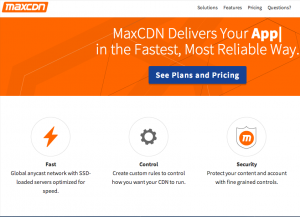 Get your blog run faster with a CDN,HOW TO MAKE YOUR SITE FASTER
